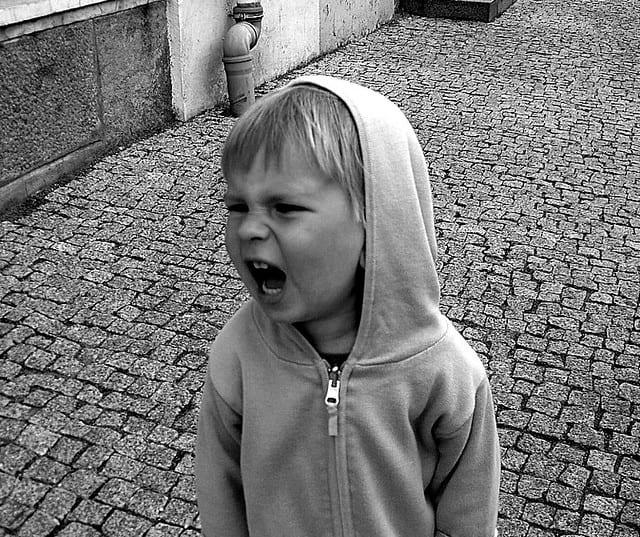 4-Year-Old Behaviour Getting Worse