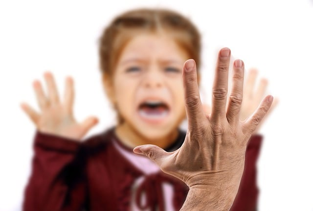 effects of slapping a child in the face