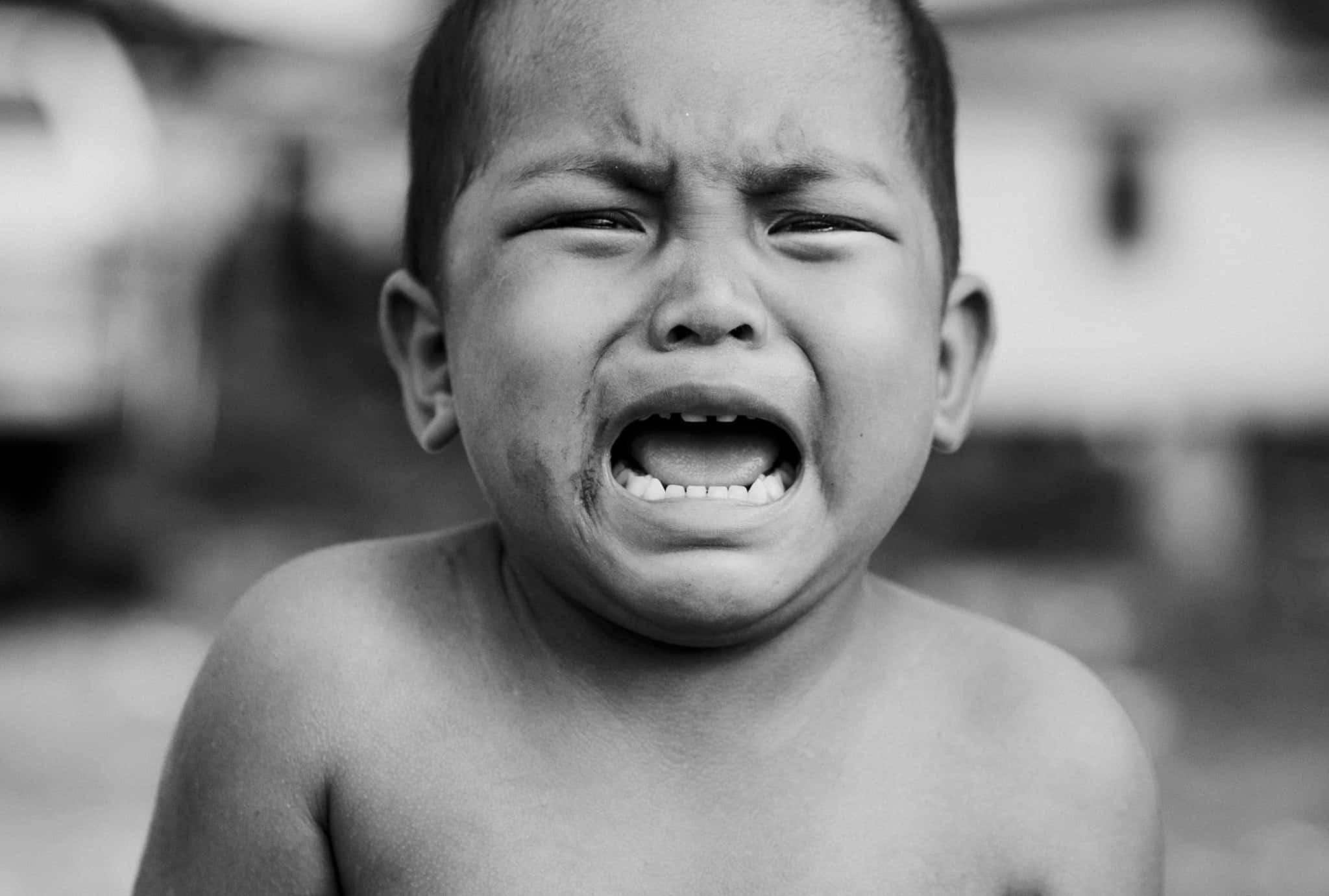 Discipline 1 Year Old Child