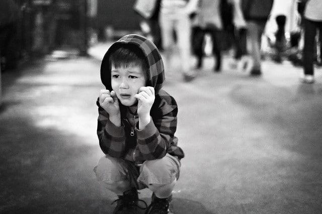 5 year old temper tantrums