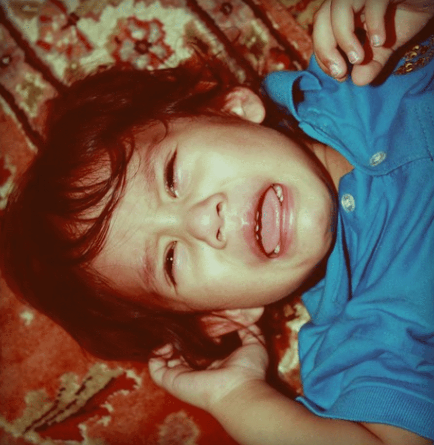 3 year old tantrums every day
