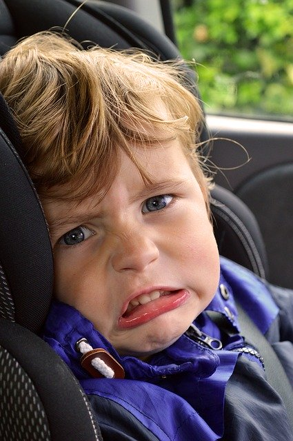 how to keep toddler from unbuckling car seat