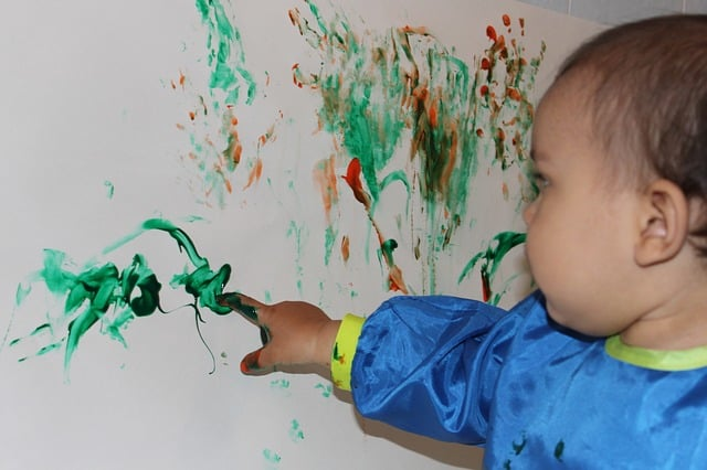 Paint Fumes and Infants