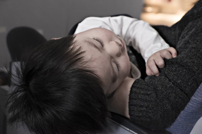 How To Get Toddler To Sleep Through The Night