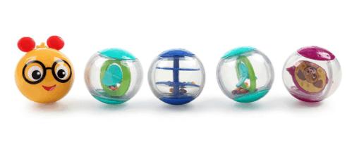 Baby-Einstein-Roller-pillar-Activity-Balls-Toy