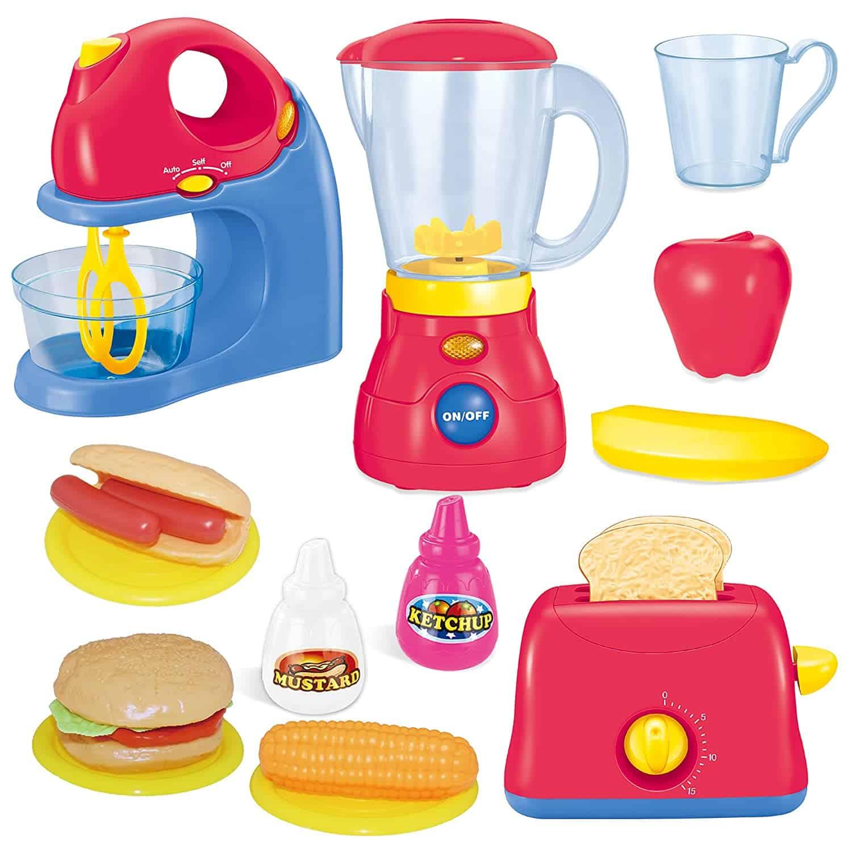 Joyin Toy Assorted Kitchen Appliaance Set
