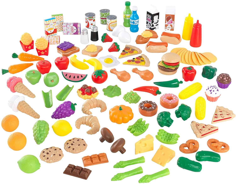 KidKraft Tasty Treat Play Food Set