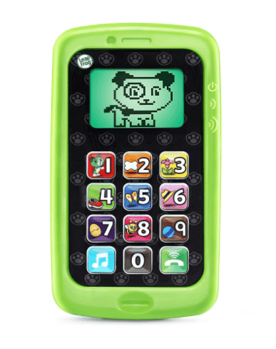Leapfrog-Chat-And-Count-Baby-Phone
