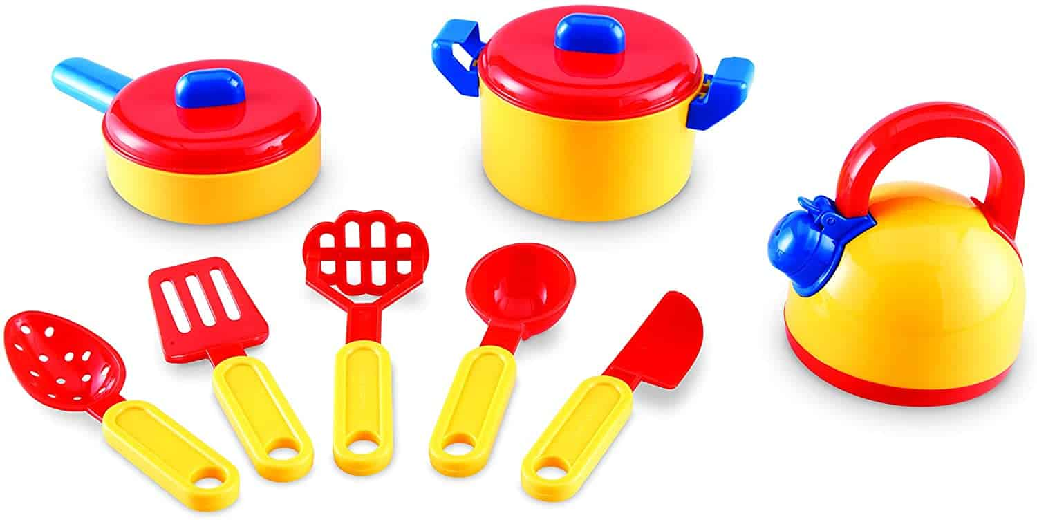 Learning Resources Pretend _ Play Cooking Set