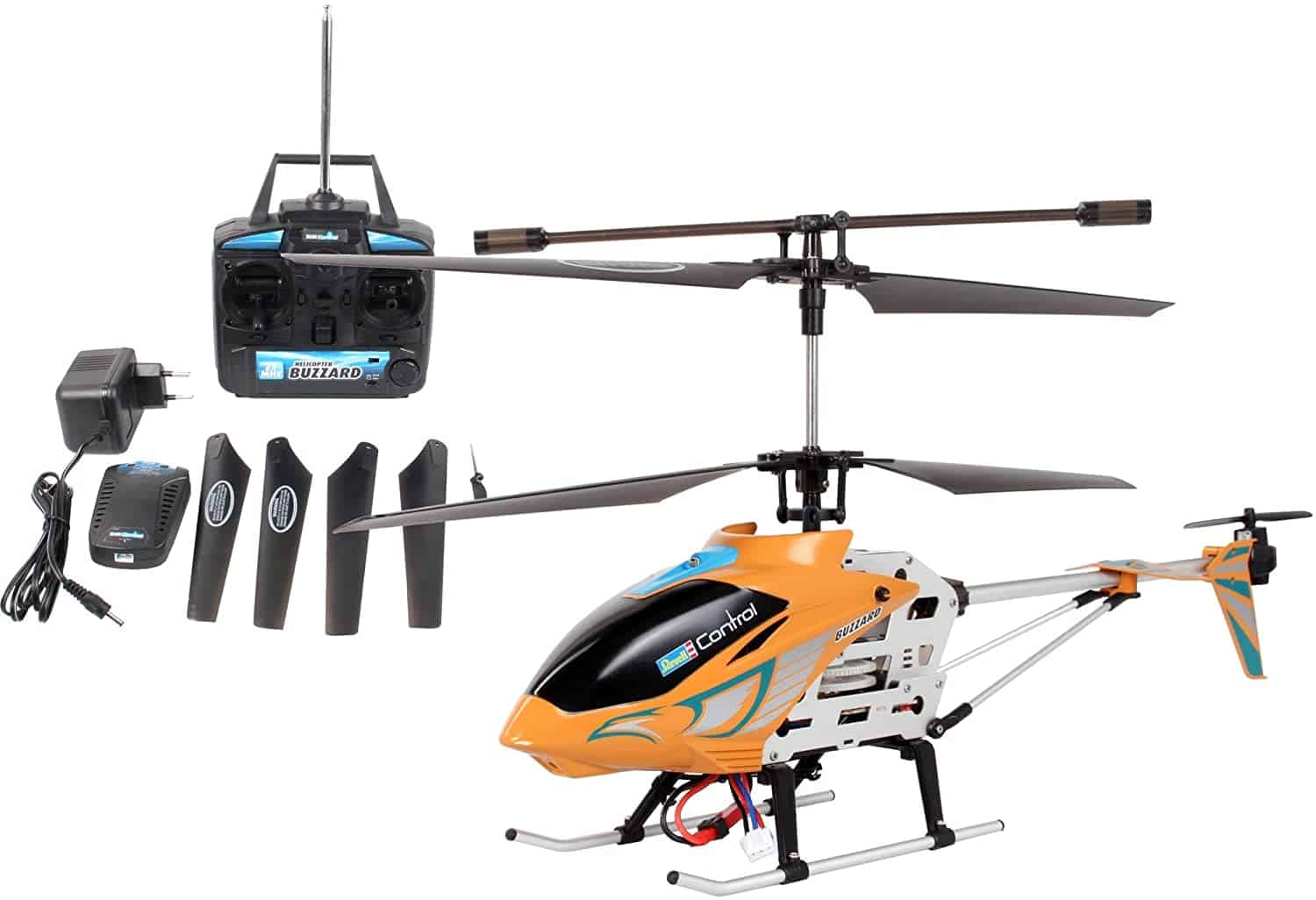 Revell Control Helocpter Buzza