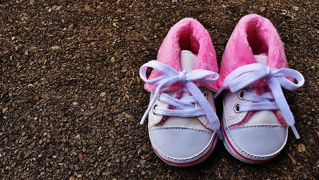 narrow baby shoes