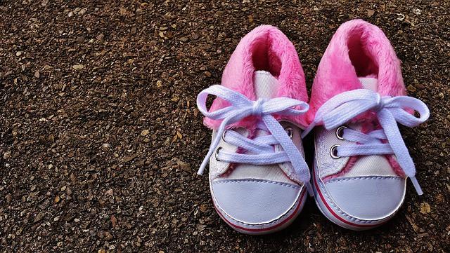narrow baby shoes