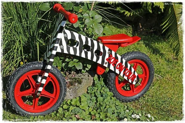 best wooden balance bike
