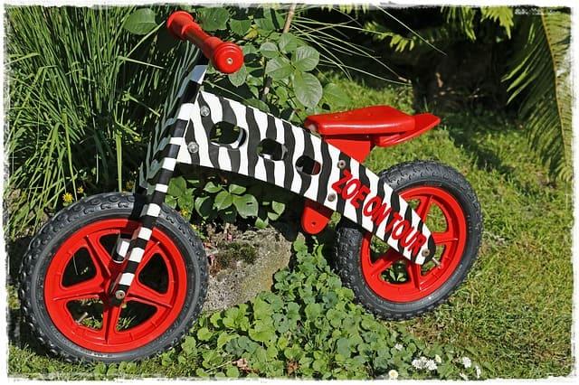 best wooden balance bike