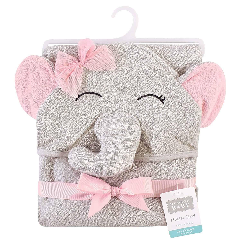 Hudson-Baby-Animal-Face-Towel-for-Girls