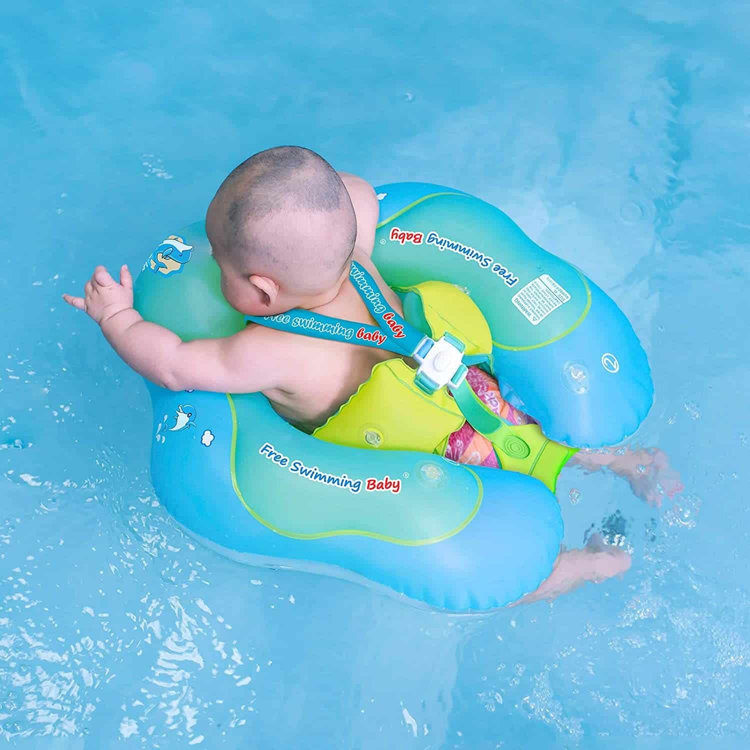 Topist Baby Inflatable Swimming Ring