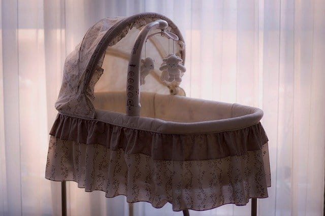 Bassinet for Small Spaces