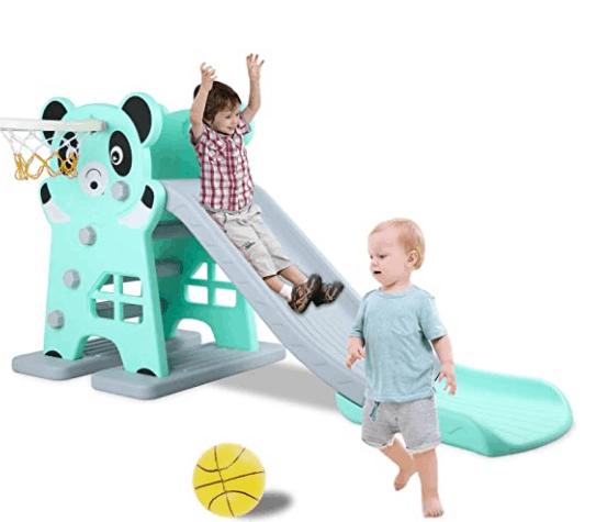 LAZY-BUDDY-Kids-slide