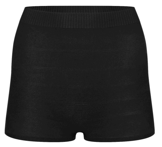Seamless Mesh Knit Underwear Postpartum Maternity Post Surgical Disposable Women_s Panties