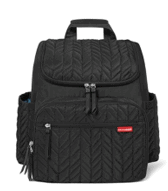 Skip-Hop-Diaper-Bag-Tote-for-Double-Strollers-with-Matching-Changing-Pad