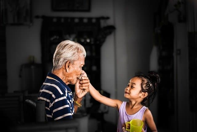 questions to ask your grandchildren