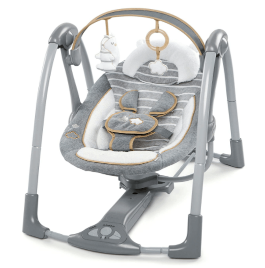 ingenuity swing_n go portable baby swing