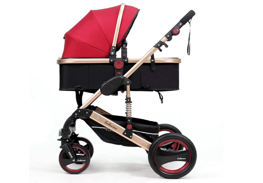 Belecoo Stroller Review