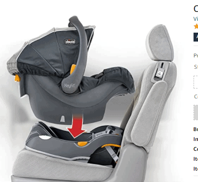 Chicco-adjustable-car-seat