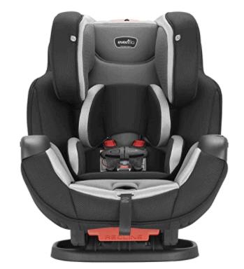 Evenflo-three-in-one-car-set