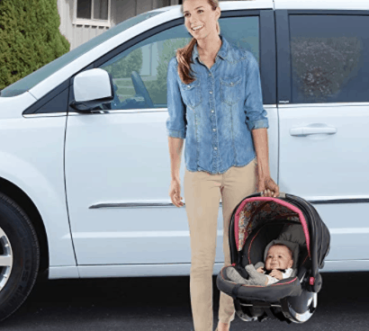 Graco-Portable-car-seat