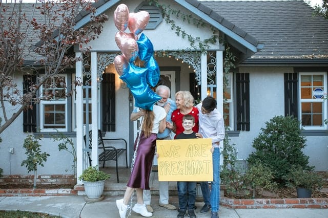 Pregnancy Announcement Ideas For Grandparents