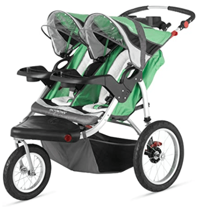 Schwinn Double Jogging Stroller Review 2021