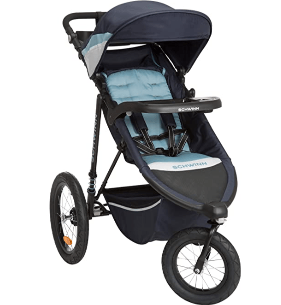Schwinn Interval Jogging Stroller Review 2021