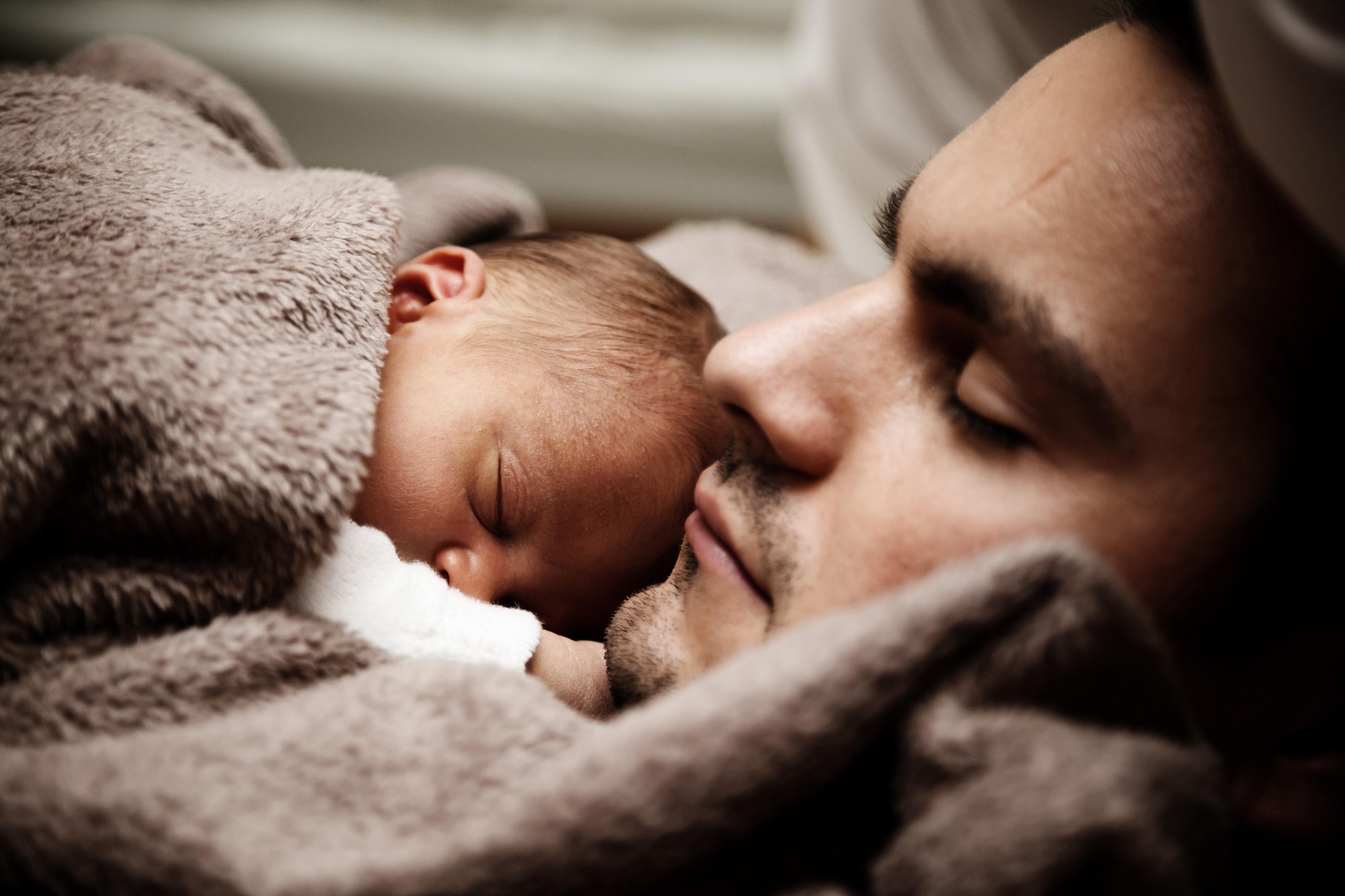 Newborn Won't Sleep Unless Held