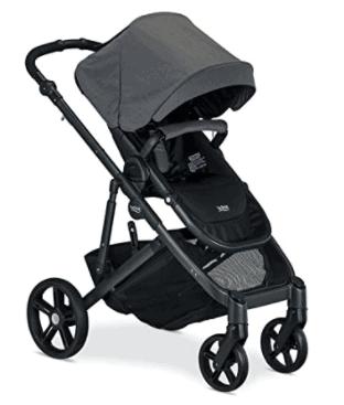 britax b ready baby stroller