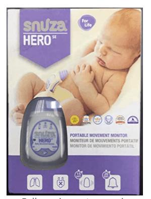 snuza baby monitor