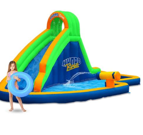 Hydro-Rush-Blast-Zone-Inflatable-Water-Slide