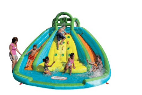 Rocky-Mountain-Little-Tikes-Race-Inflatable-River-slide