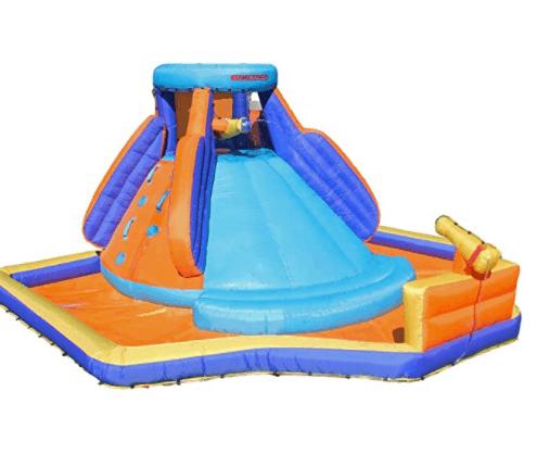 SportsPower-Battle-Ridge-Inflatable-Bouncy-Water-Slide