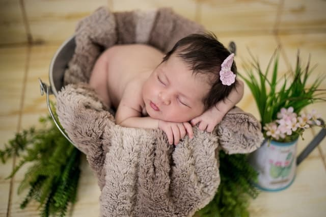 Why Do Babies Sleep With Their Butt In The Air