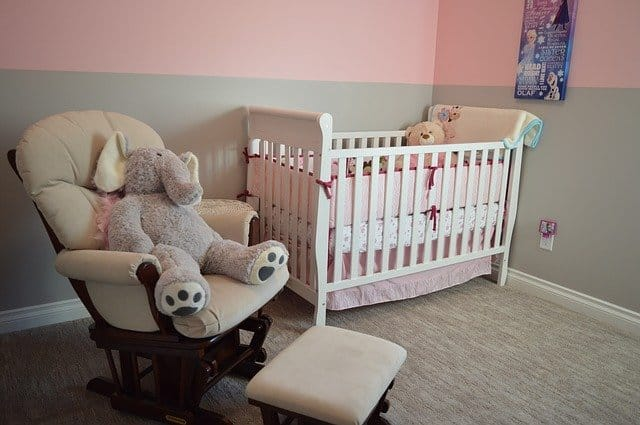 when to start decorating the nursery