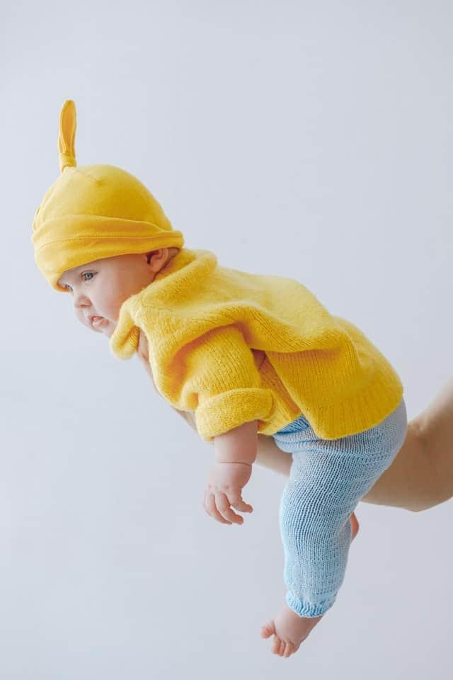 When Do Babies Stop Wearing Onesies