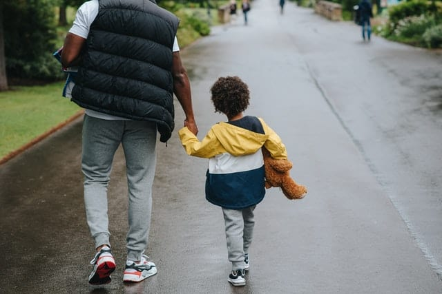 How Can a Father Walk Out on His Child