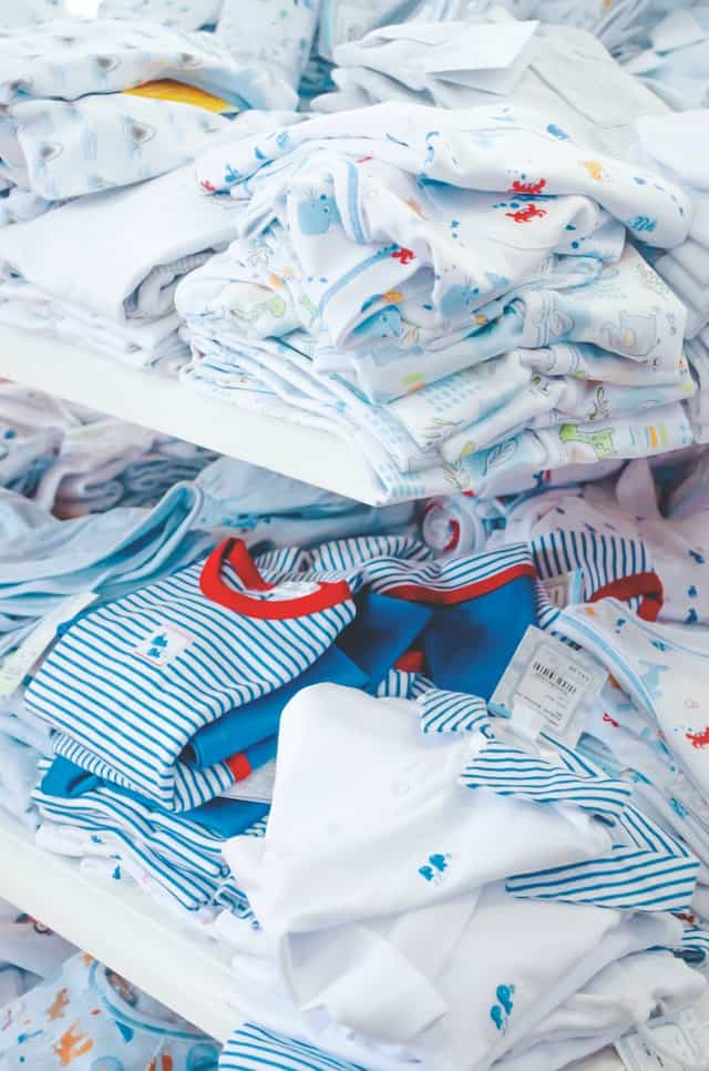 How Many Baby Clothes do I Need in Each Size