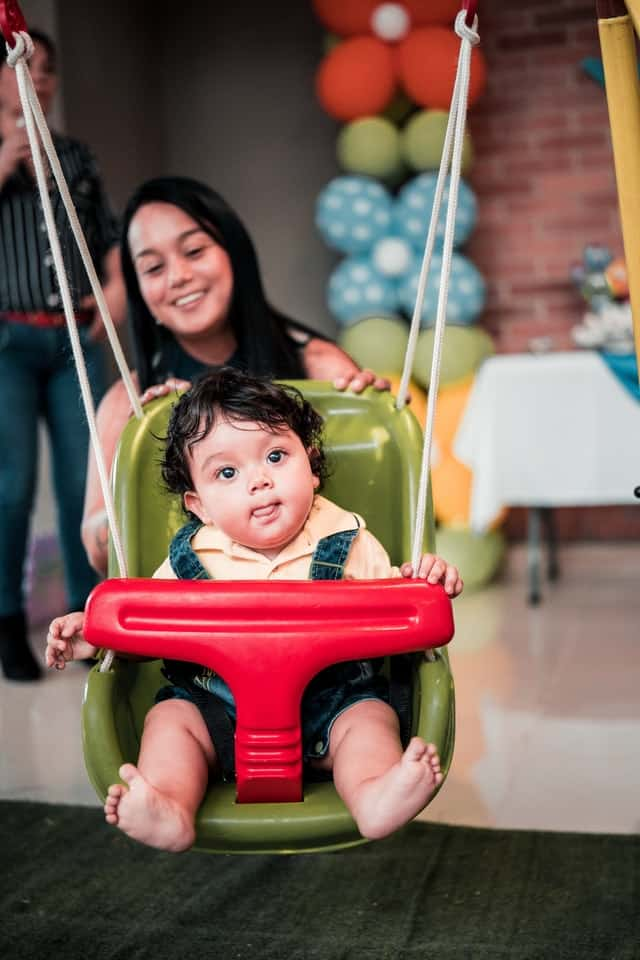 When To Stop Using An Infant Swing