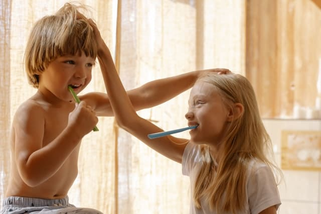 How To Get Toddler to Brush Teeth