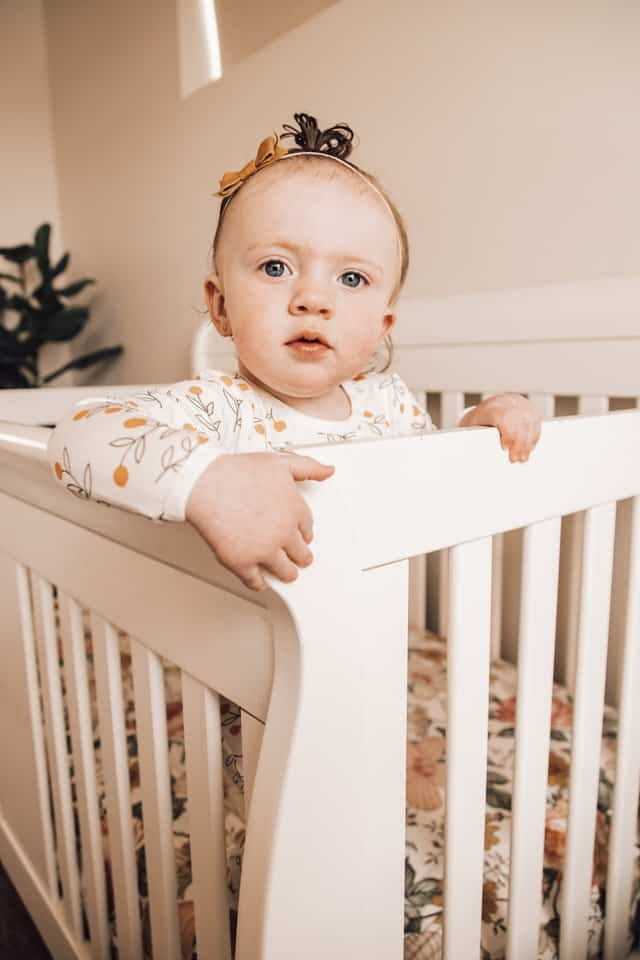 How To Keep Baby From Climbing Out Of The Crib