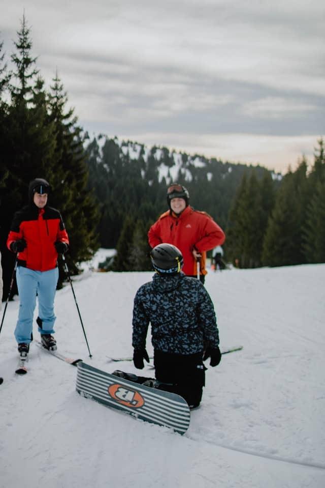 How To Teach A Child To Ski