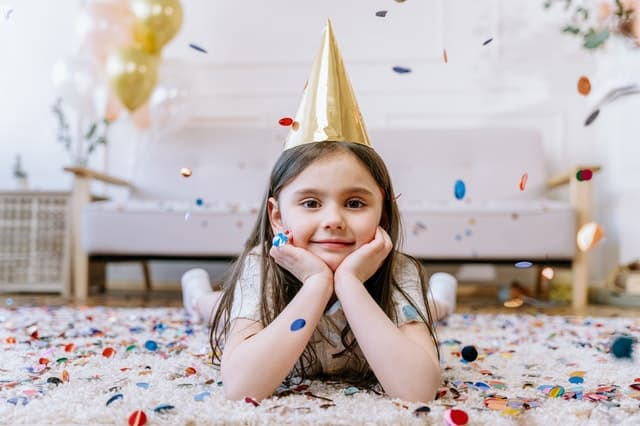 Two-Year-Old Birthday Ideas No Party
