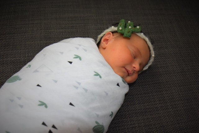 What Should Baby Wear Under Swaddle
